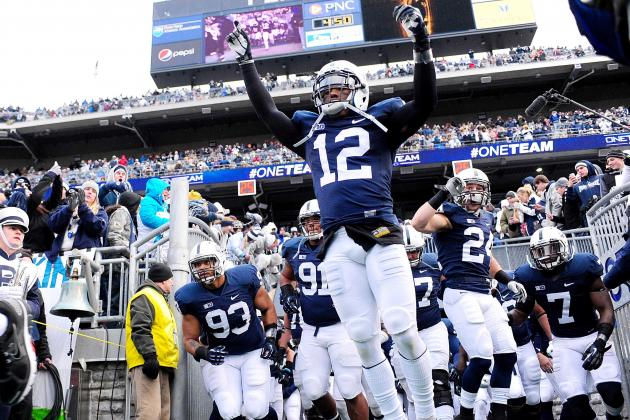 Penn State Football: 2014 Big Ten Schedule Means Slim Pickings to Fill Vacancy