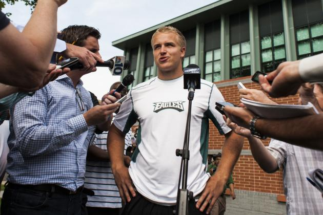 Does Matt Barkley Have a Tom Brady Thing Going On in Philadelphia?