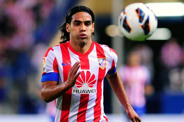 Falcao Dismisses Transfer Speculation