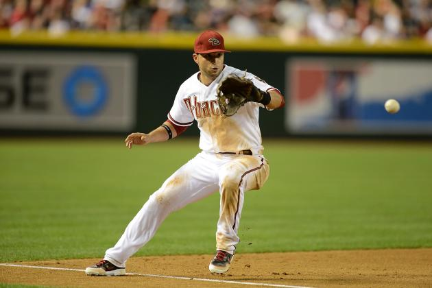 Diamondbacks Defense Committing Foolish Errors