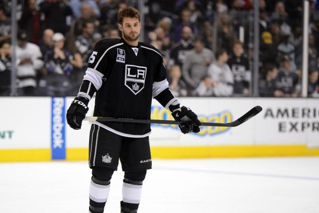 Richardson Replacing Stoll for Kings
