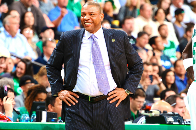 Doc Rivers Will Return as Boston Celtics Head Coach