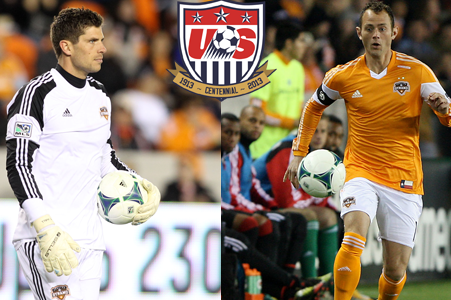 Davis and Hall Named to U.S. Men's National Team Roster