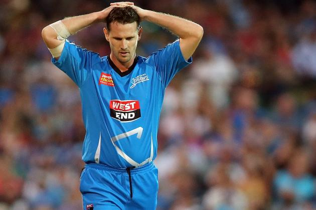 Shaun Tait Furiously Denies Links with Indian Premier League Spot-Fixing