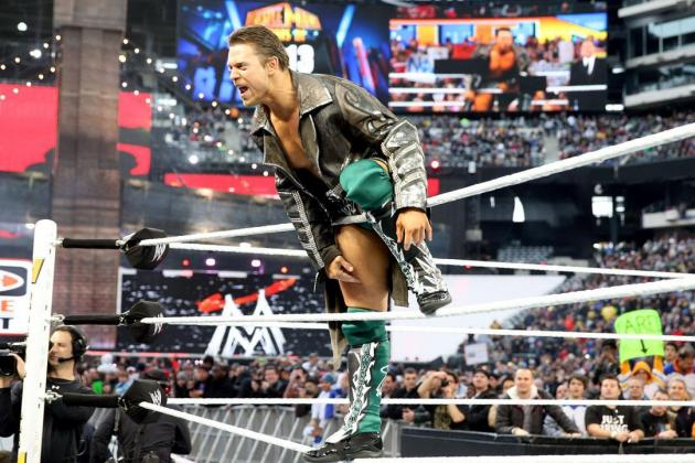 WWE Extreme Rules 2013: The Miz Has Become Mr. Pre-Show