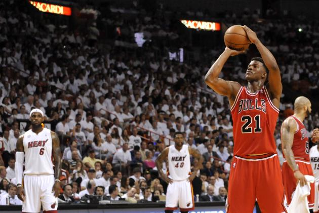 What Jimmy Butler's Improvement Means for Chicago Bulls Next Season