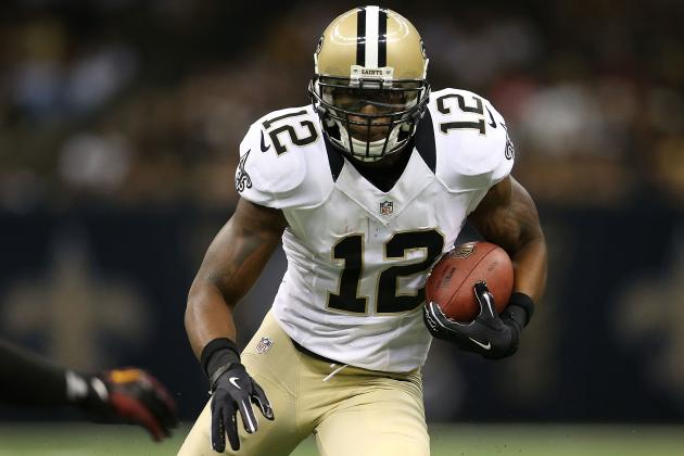 Why Marques Colston Is the NFL's Most Underrated Receiver