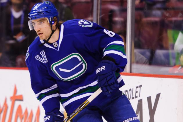 Canucks' Tanev Will Represent Himself in Contract Talks