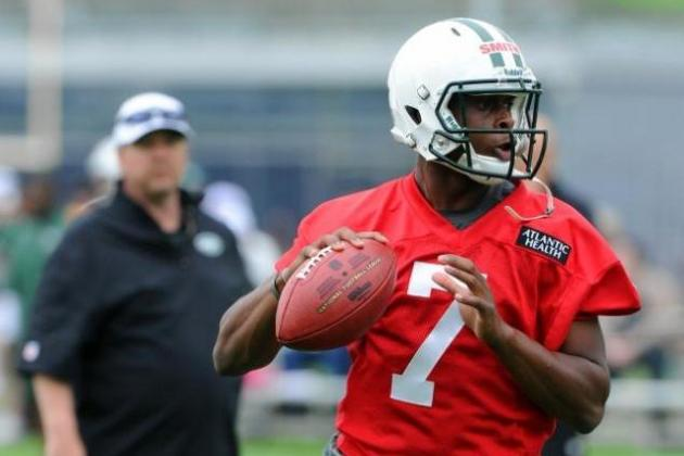 New York Jets: Geno Smith Must Win the Starting Quarterback Job