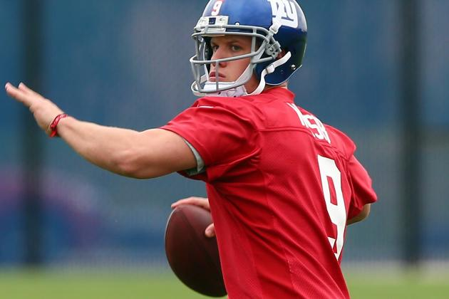 Ryan Nassib, Johnathan Hankins Perform Well in Rookie Camp