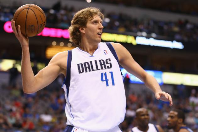 Sales Pitch Includes Dirk's Planned Pay Cut