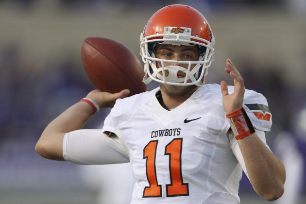 Minus Wes Lunt, Some Thoughts on OSU'S QB Situation.