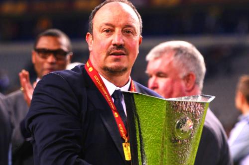 Chelsea's Rafa Benitez: Booed, Unwanted, Hated, Europa League Winner