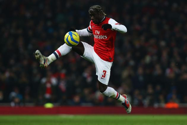 Arsenal Transfer News: Gunners Shouldn't Overpay to Keep Bacary Sagna