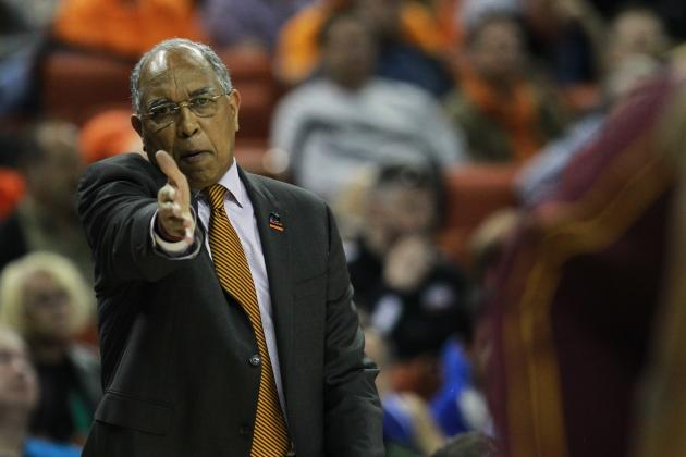 Tubby Smith Calls Texas Tech the Toughest Job Yet