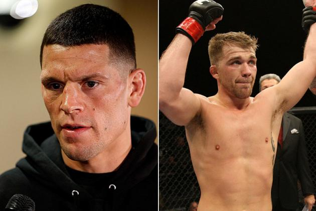 Nate Diaz Tweets Homophobic Slur, Slams Bryan Caraway For Taking UFC Bonus Money