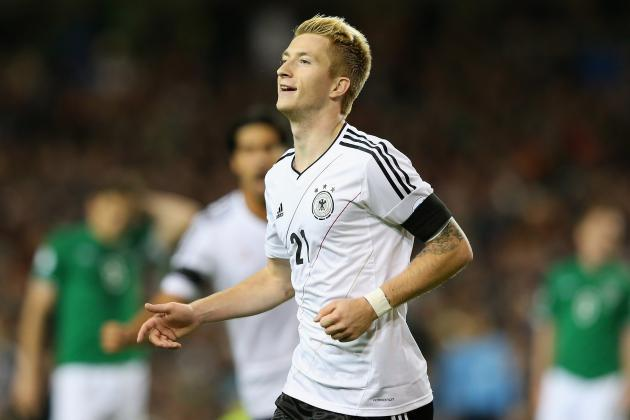 Why All the Fuss About Mario Goetze? Marco Reus Is the One to Fear