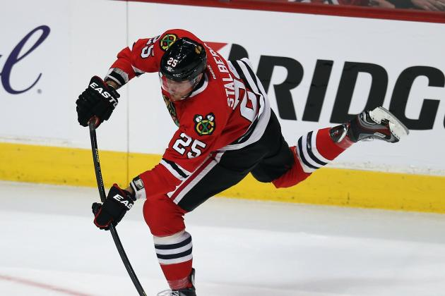 Quenneville: Stalberg Reports '100 Percent Inaccurate'