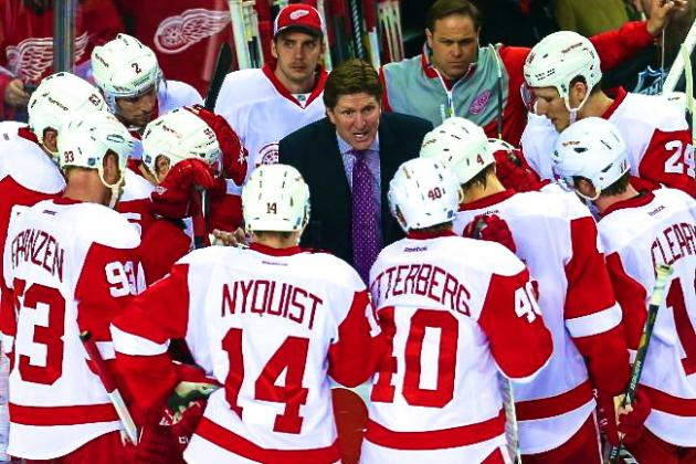 Red Wings vs. Blackhawks: Why Detroit Is Already Desperate for a Win in Game 2