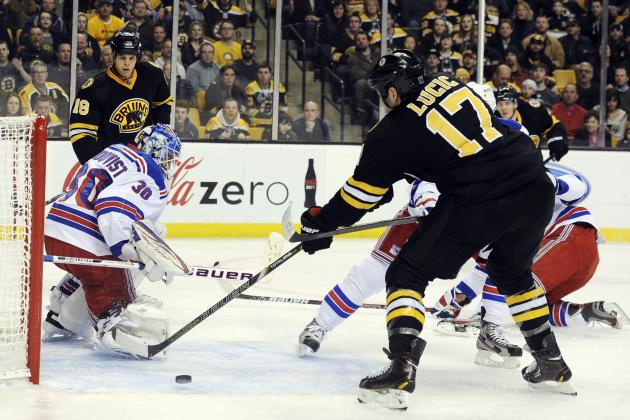NHL Playoff Schedule 2013: When and Where to Catch Action on Thursday