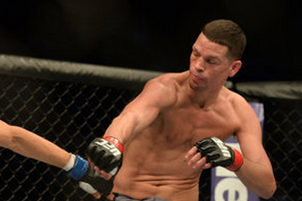 Nate Diaz Calls Caraway 'Biggest Fag in the World' for Accepting Bonus
