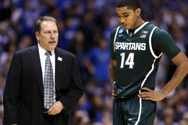 Michigan State Looks to Have Another Challenging B1G Schedule
