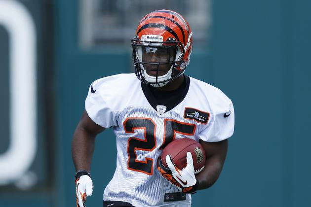Cincinnati Bengals: Why Giovani Bernard Will Win Offensive ROY