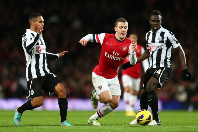 Newcastle United vs. Arsenal: Complete Premier League Preview