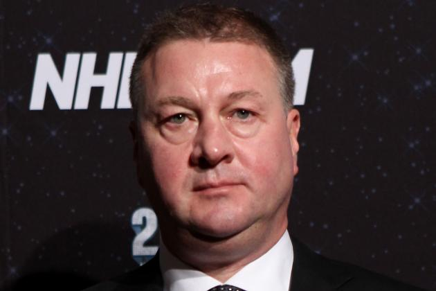 Gillis Writes to Season-Ticket Holders, Admits 'Unacceptable' Playoff Results