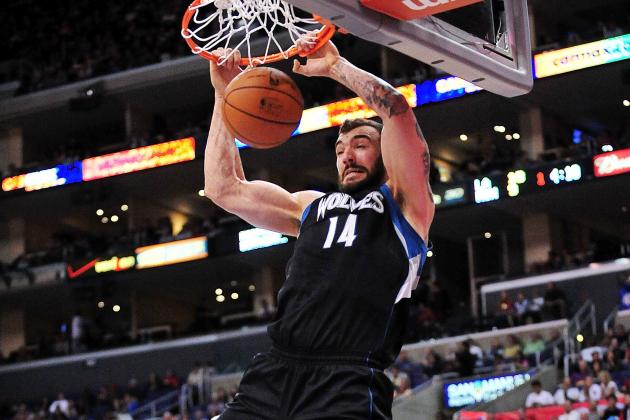 Pekovic Tops Wolves' Offseason Needs