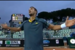 Watch: Tennis Player Has Epic Meltdown