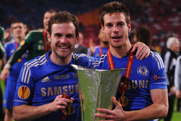 Juan Mata Named Chelsea's Player of the Year