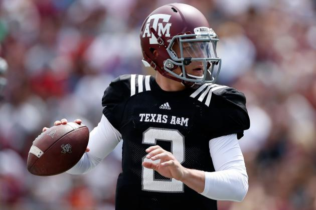 Why Johnny Manziel Will Never Be an Elite NFL Draft Prospect