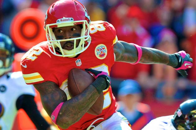 Dwayne Bowe Predicts He'll Lead the NFL in Catches and Touchdowns