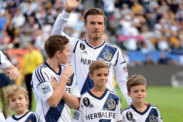 David Beckham: The Devoted Dad