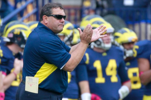 Michigan Football: Wolverines Have Shot with 2014 5-Stars Brown, Jones, Jackson