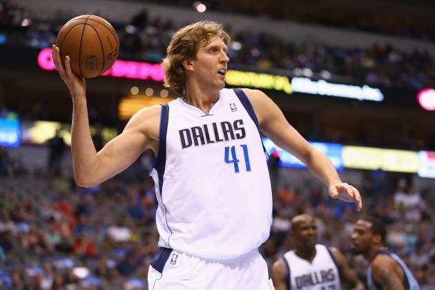 Dirk Nowitzki Talks Paycut, Wants Dallas Mavericks to Contend