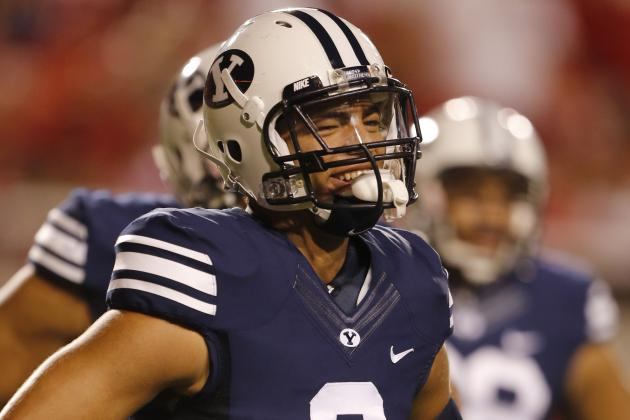 BYU's Kyle Van Noy Named to Lott Trophy Watch List