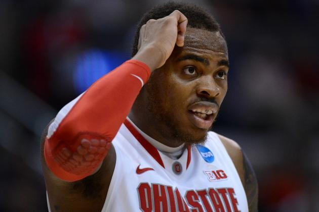 Deshaun Thomas Refuses to Give NBA Team His Phone Number