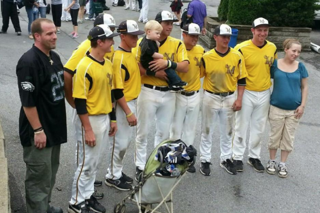 College Baseball Players Help Couple Save Their 21-Month-Old Son's Life