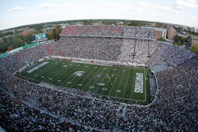 Michigan State's Stadium Upgrade to Address Homeland Security-Requested Concerns