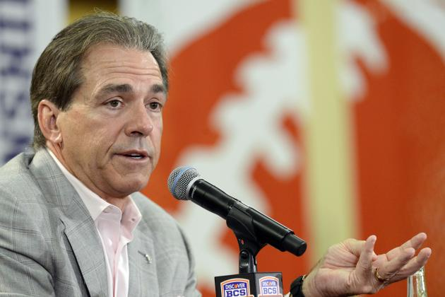 Alabama Football: Criticism Towards Nick Saban is Completely Unwarranted