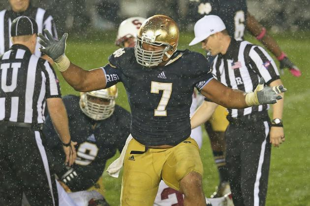 Notre Dame Football: Defensive Studs Who Will Carry Irish in 2013