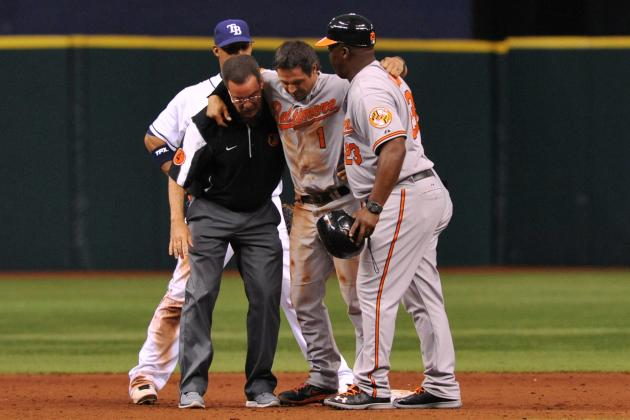 Baltimore Orioles' Best Options to Plug the Hole at Second Base