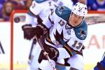 Sharks' Raffi Torres Banned for Entirety of Round 2