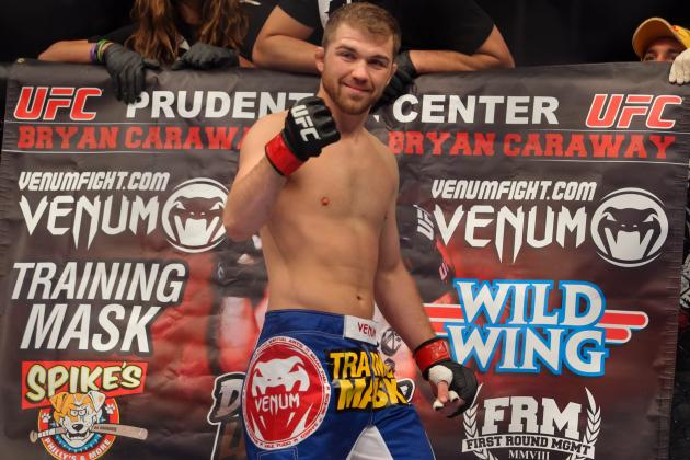 Bryan Caraway Explains His Reason for Lashing out at Drug Use