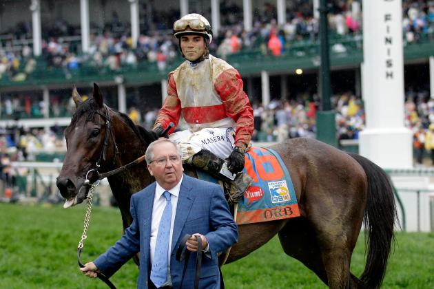Preakness 2013 Jockeys: Highlighting Hottest Names in Horse Racing