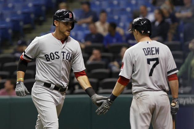 ESPN Gamecast: Red Sox vs Rays