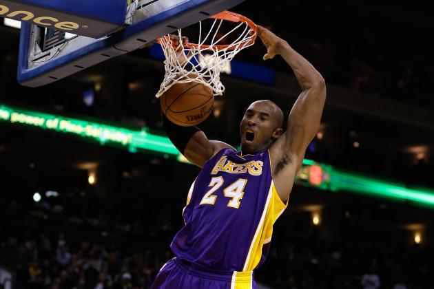 Kobe Bryant Fears Nothing, Not Even Sharks