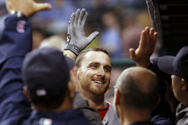 Will Middlebrooks, Red Sox Rally Past Rays